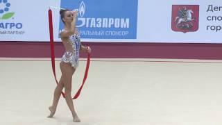 Дина Аверина - Лента Гран-при Москва 2019 Многоборье.