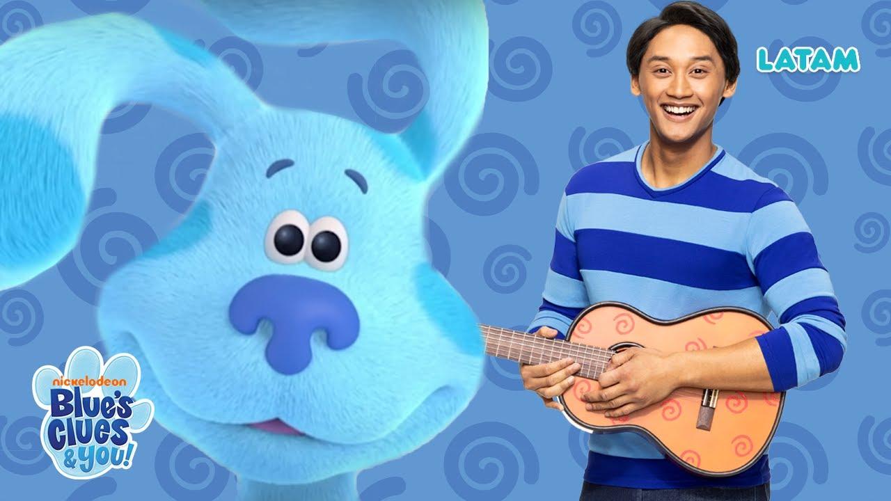 El Viejo MacDonald y tu propia guitarra | El VLOG de Josh & Blue | Blue's Clues & You!