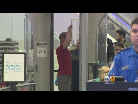 Get Ready For More Screening At LAX As Electronic Devices Raise Concern