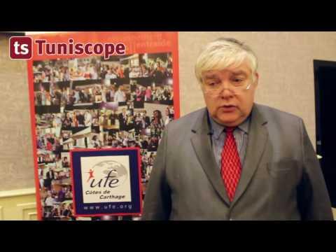 Interview De M. Olivier Remond  Chef Du Service économie Régional -Ambassade De France En Tunisie