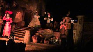 Repeat youtube video 2011 Disneyland Pirates of the Caribbean Blackbeard (On Ride) 1080 HD May 23, 2011