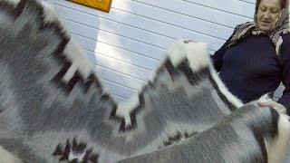 Про шерстяное одеяло ручной работы, сколько времени и труда. рассказ мастерицы. Handmade blanket(, 2014-11-06T15:21:35.000Z)