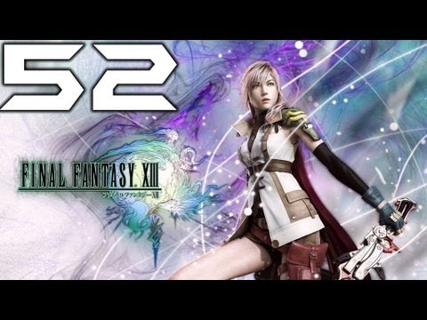 ★ Final Fantasy XIII English Walkthrough - Episode 52 - Chapter 9 Finale - Luck Be a Lady! - A Focus Revealed!