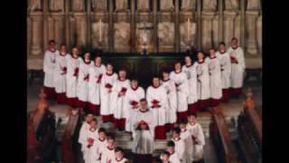 The Choir of New College , Oxford - Ave Maria.wmv