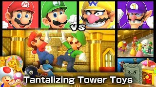 Super Mario Party Tantalizing Tower Toys 30 Turns #9