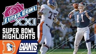 John elway entered super bowl xxi the star of show, but after game it was giants quarterback phil simms who had nation in awe.subscribe to nfl: h...
