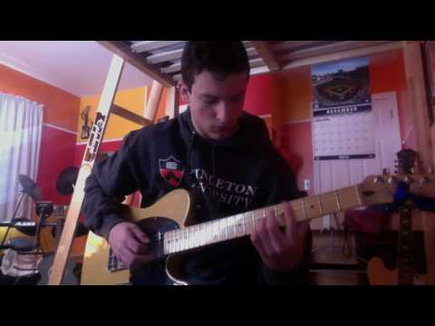 And I Love Her - The Beatles - Guitar Cover by Alec DeCaprio