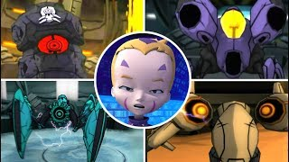 Code Lyoko: Quest for Infinity All Bosses | Final Boss (Wii, PS2, PSP)
