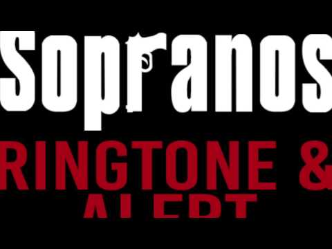 The Sopranos Ringtone and Alert