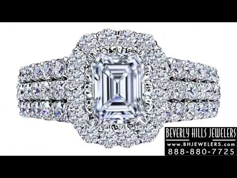 Diamond Engagement Rings Los Angeles Bridal Rings Wedding Bands Beverly Hills GIA EGL 888-880-7725