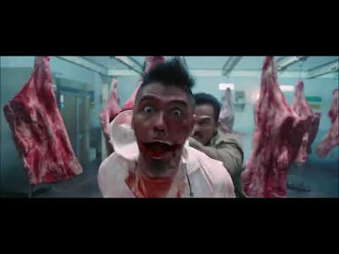 Butcher House Fight Scene - The Night Comes For Us