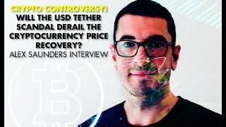 Crypto Controversy Will The USD Tether Scandal DERAIL The Cryptocurrency Price Recovery?