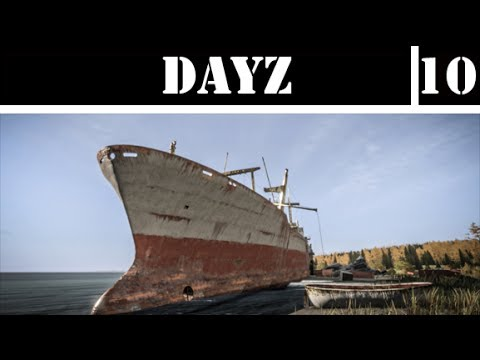 ✖ DayZ Standalone » The Ships Captain