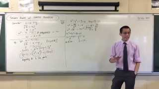 Square Roots of Complex Numbers (2 of 2: Introductory example)