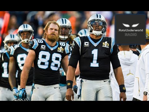 bc278b661 Panthers weapons Greg Olsen and Christian McCaffrey are top-value players  in fantasy football