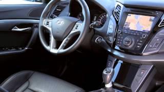 2016 Hyundai i40 Saloon Interior