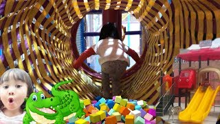 Fun Indoor Playground for Kids and Family at the Chipmunks Playland
