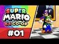 Super Mario 64 Online - EP01   WE GOTTA SAVE THE PRINCESS