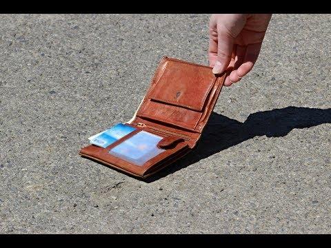 Pronašao je Novčanik Pun Novca i Zadržao ga! Potom je Poslao Pismo Vlasniku...