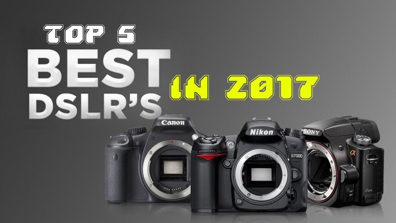 The Top 5 full-frame DSLRs in 2017 | Best DSLR Cameras in the world ...