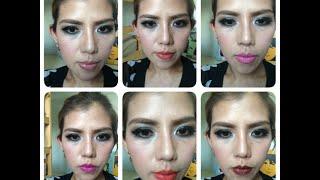 Review Nars Audacious Lipstick / 6 สี Thumbnail