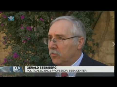 Prof. Gerald Steinberg discusses the Trump Presidency, November 9, 2016 ENGLISH