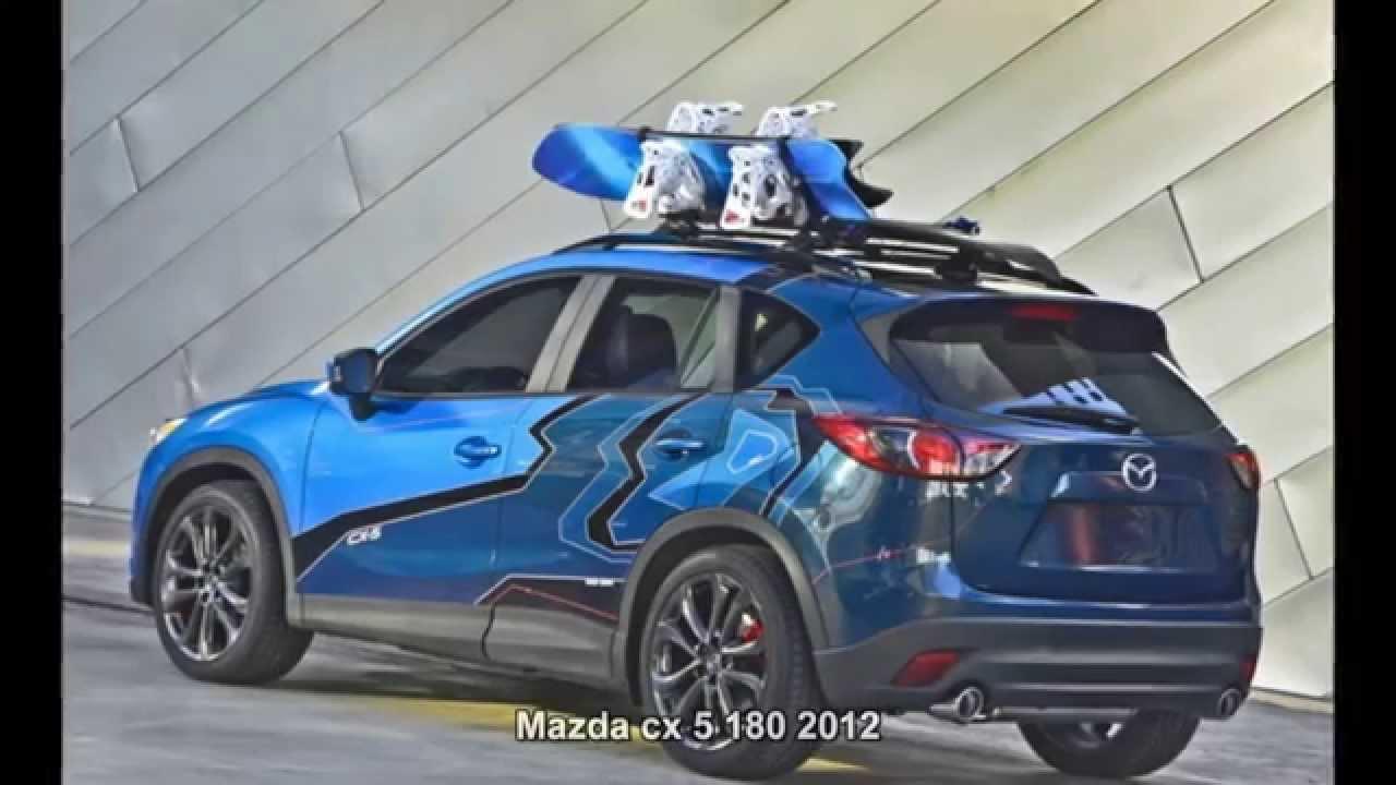 #920. Mazda cx 5 180 2012 (Prototype Car)