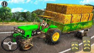 Tractor Farming Simulator USA - Android GamePlay - Farming Simulator Games Android
