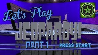 Repeat youtube video Let's Play – Jeopardy! Part 1