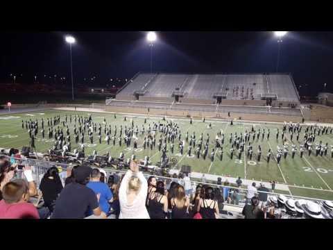 Cedar Park High School Band 2016 Homecoming