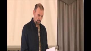 Презентация трёх литературных проектов Михаила Александровича Тарковского