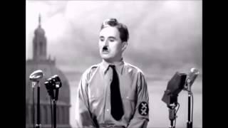 Речь Чарли Чаплина из фильма (Великий Диктатор)