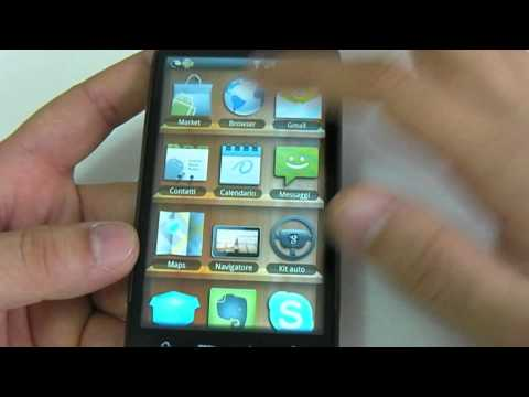 CyanogenMod on HTC Desire HD (Eng)