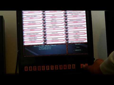 fruitbox - an MP3 Raspberry Pi Jukebox