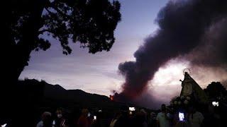 Пирокласты и спасение животных: вулкан на Пальме несёт все новые опасности