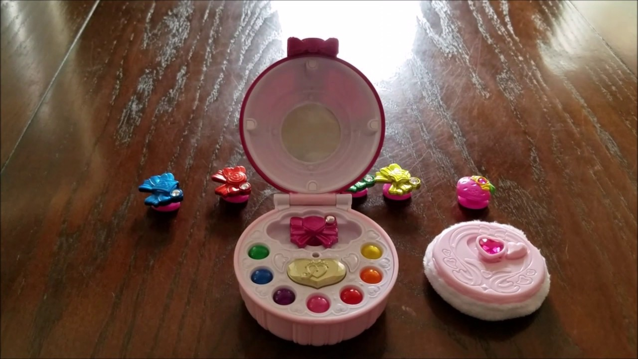 Smile Pretty Cure Smile Pact Glitter Force Glitter Pact