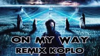 Download lagu Alan Walker - On My Way