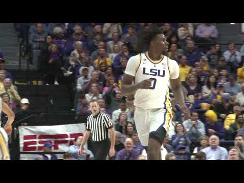 HIGHLIGHTS | LSU defeats Texas A&M 66-55