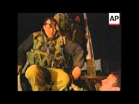 ISRAEL: ISRAELI TROOPS WITHDRAWAL FROM LEBANON
