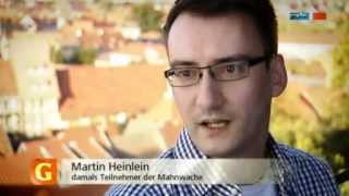Ausländerfeindlichkeit vor 20 Jahren - Quedlinburg 1992 - MDR 04 09 2012