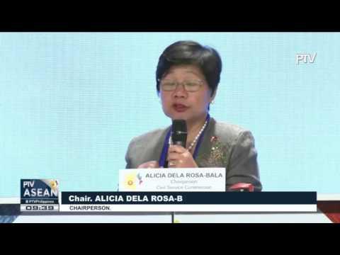 #ASEAN2017 Community Vision to 2025, sumentro sa kapakanan ng civil servants