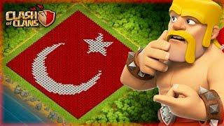 BU KÖYLER ÇOK ÇILGIN !!! KÖY İNCELEMELERİ !! #16 - Clash Of Clans