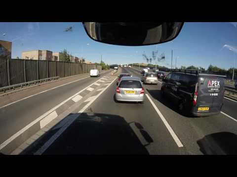 GoPro Hero Road Rage A13 Idiot Drivers