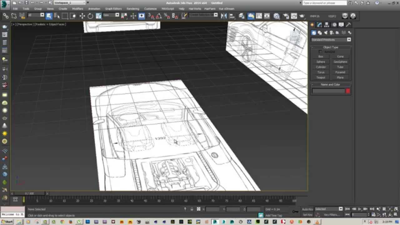 3ds max setup blueprint in one click script youtube 3ds max setup blueprint in one click script malvernweather Choice Image