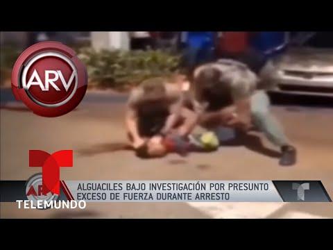 Super Martinez - Arresto Muy Agresivo a Estudiante de la Florida