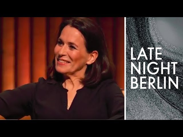 Anne Will zu Gast | Late Night Berlin | ProSieben