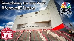 Remembering Joe Louis Arena - Doc Emrick Takes A Look Back At The Memories - #Farewell2TheJoe