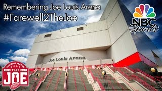 Remembering Joe Louis Arena - Doc Emrick Takes A Look Back At The Memories - #Farewell2TheJoe