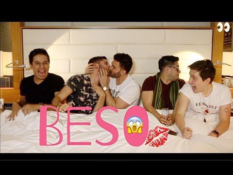 Verdad o BESO 😱😘😱- Mauricio Mejia Ft Pepe y Teo, Charly y Paco del Mazo