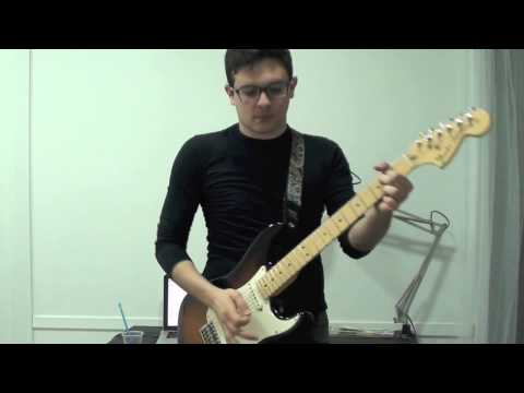 Weight of Love - The Black Keys (Guitar Cover).